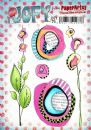 PaperArtsy Stamp - JOFY Collection JOFY75